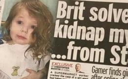 Bé gái bị bố ruột bắt cóc, cảnh sát tưởng tuyệt vọng nhưng một người đàn ông xa lạ đã cứu được đứa trẻ chỉ bằng lời mời ăn pizza