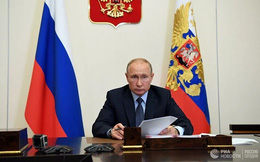 Tổng thống Putin tiết lộ về việc sản xuất vũ khí mới của Nga