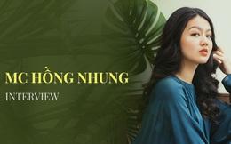 MC Hồng Nhung: Được sếp VTV 'chấm' khi còn là sinh viên và cuộc sống có nhiều sóng gió, đồn thổi