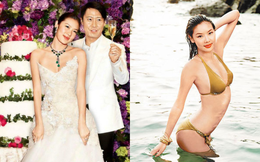 """Siêu mẫu gốc Việt từ bỏ """"Thiên vương Hong Kong"""" Lê Minh, cưới đại gia có cuộc sống ra sao?"""