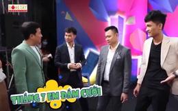 Trường Giang lỡ miệng tiết lộ chuyện Trương Thế Vinh hủy hôn trước đám cưới 2 tháng