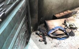 Chủ cửa hàng quần áo bị đánh đập, nhà bị ném bom xăng lúc rạng sáng ở Bình Dương