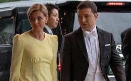 Phu nhân Tổng thống Ukraine nhập viện sau khi mắc Covid-19