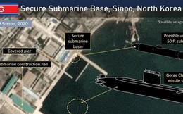Phát hiện tàu ngầm bí ẩn ở Triều Tiên