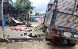 Vụ tai nạn kinh hoàng khiến 10 người thương vong: Khởi tố, bắt tạm giam tài xế xe tải