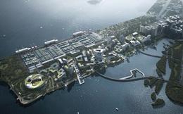 Dự án 'thành phố tương lai' của ông lớn công nghệ Tencent: rộng 2 km vuông, không bóng ô tô, tận dụng phương tiện tự hành