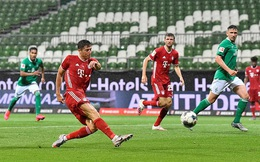 Bayern Munich vô địch Bundesliga lần thứ 8 liên tiếp