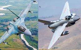 Tiêm kích J-10C Trung Quốc thắng Su-35 Nga, tin được không?