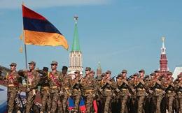 Quân đội từ 12 quốc gia đến Nga tham gia diễu hành Chiến thắng