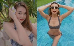Thanh Hằng khoe thân hình nóng bỏng ở tuổi U40