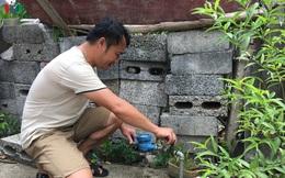 Công trình nước sạch thi công 10 năm chưa thể đưa vào sử dụng