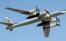 Mỹ điều máy bay quân sự chặn máy bay ném bom, chiến đấu cơ Nga