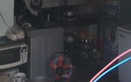 [Ảnh] Bên trong phòng trọ bị cháy, hé lộ nguyên nhân cả gia đình thương vong ở Sài Gòn