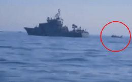 NÓNG: Thổ Nhĩ Kỳ truy kích khinh hạm Pháp - Paris sôi sục, NATO họp khẩn