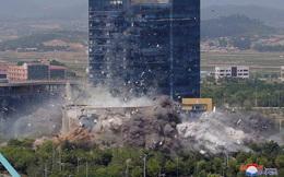 Rodong Sinmun: Người dân Triều Tiên khoái chí khi Văn phòng liên lạc liên Triều bị phá hủy