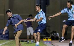 Đội đá gần 1 năm mới biết thắng, HLV ở V.League phản ứng thú vị hơn cả vừa vô địch