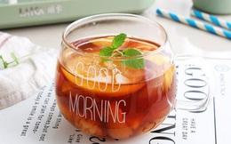 Quên trà sữa đi, mùa hè uống trà trái cây vừa nhã lại vừa khỏe người đẹp dáng