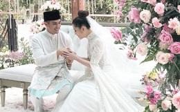 Tổ chức hôn lễ xa hoa bậc nhất năm 2018 đến tận 2 lần, cặp đôi đình đám trong hội con nhà giàu châu Á giờ có cuộc sống ra sao?
