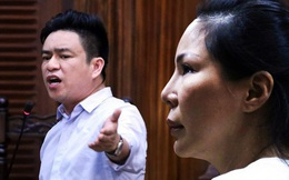 Áp giải 'nhân vật đặc biệt' đến phiên xử bác sĩ Chiêm Quốc Thái bị vợ cũ thuê người chém giá 1 tỷ đồng