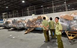 Hơn 4 tấn nghi hàng lậu ở kho sân bay Tân Sơn Nhất: Vietnam Airlines nói gì?