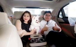 Diễn viên Kiều Linh được chồng tặng xe hơi hơn 5 tỉ đồng