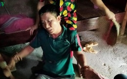 Hai vợ chồng bị sét đánh bất tỉnh ở Lào Cai