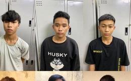 Nghiện game, nhóm 6 thanh, thiếu niên rủ nhau đi cướp