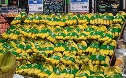 Chuối Việt Nam chính thức có mặt tại hệ thống siêu thị lớn của Hàn Quốc