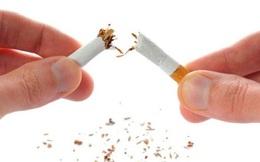 Cai thuốc lá cách nào hiệu quả?