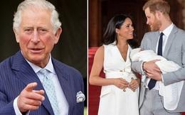 """Thái tử Charles được cho là lên kế hoạch đến Mỹ """"giải cứu"""" cháu trai Archie từ vợ chồng Meghan Markle gây xôn xao dư luận"""