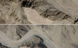 """Trung Quốc, Ấn Độ cùng """"đổ bê tông"""" lực lượng ở biên giới"""