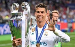 Đừng nói Cristiano Ronaldo ích kỷ, bởi anh vẫn là Vua kiến tạo ở Champions League