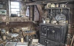 Ghé thăm 'ngôi nhà của ký ức' từ hơn 200 năm trước vẫn còn nguyên vẹn: Đồng hồ đã ngưng điểm, hàng trăm bức thư tình vẫn còn trong ngăn kéo