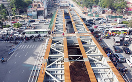 Đường Nguyễn Văn Huyên sắp có cầu vượt giải phóng điểm đen ùn tắc