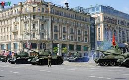 Nga tổng duyệt chuẩn bị cho lễ duyệt binh kỷ niệm 75 năm Chiến thắng