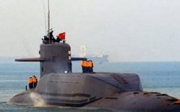 Một tàu ngầm không xác định được phát hiện ngoài khơi Nhật Bản