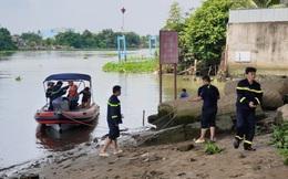 Bị 'giang hồ đòi nợ', người đàn ông nhảy sông Sài Gòn tự tử