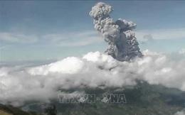 Núi lửa Merapi tại Indonesia phun trào, cảnh báo hàng không mức cao nhất