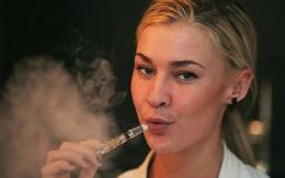 Thuốc lá điện tử giết phổi chết nhanh gấp 50 lần