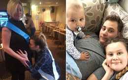 Mẹ mang thai hộ con gái và câu chuyện cảm động đằng sau về sự hi sinh, hết lòng vì con cái của đấng sinh thành