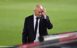 """Real Madrid giành 3 điểm quý như vàng, HLV Zidane nổi giận vì bị """"hỏi đểu"""""""