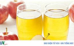 8 thức uống detox thanh lọc cơ thể và giảm mỡ bụng tốt nhất