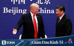 """TT Trump lí giải về việc ông bất ngờ tạm thời """"lùi bước"""" trong mối quan hệ với Trung Quốc"""