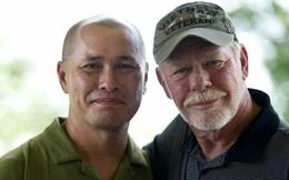 Cảnh sát gốc Việt tìm được cha đẻ sau 48 năm và cuộc gặp mặt đầu tiên đầy xúc động