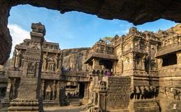Bí ẩn mật mã trong ngôi đền được chạm khắc từ một tảng đá nguyên khối