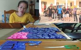 Bắt nữ quái cùng 3 đối tượng dùng xe bán tải vận chuyển hàng chục nghìn viên ma túy xuyên quốc gia