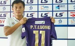 CLB Hà Nội gia hạn hợp đồng với Phạm Thành Lương
