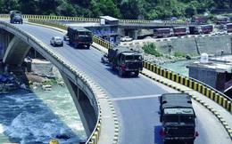 Ấn Độ lập cầu không vận, sẵn sàng đáp trả Trung Quốc