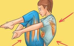 Bí quyết loại trừ đau lưng