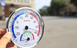 Vì sao nhiệt độ ngoài đường lên tới hơn 50 độ?